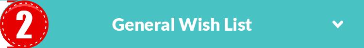 General Wish List