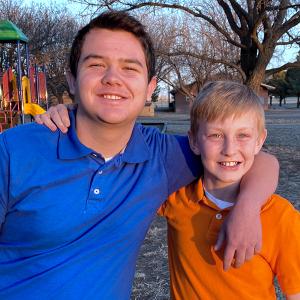 Anthony & Jacob